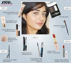 5 steps to a no makeup look