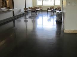 dark polished concrete floor. Plain Concrete Advertisements And Dark Polished Concrete Floor H