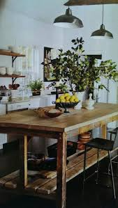 Kitchen island table with storage Kitchen Countertop Counter Height Farm House Table Pinterest Counter Height Farm House Table Design The General Pinterest