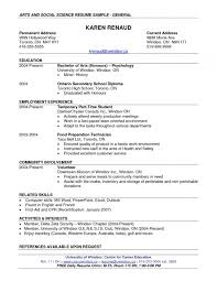 Computer Science Resume Example Unique Sample Computer Science Graduateme Msc Fresher For Lecturer In