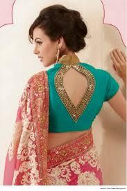 Saree Blouse Pattern