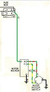 lucas wiper wiring diagram wiring diagram and schematic images of lucas wiper motor wiring to switch wire diagram