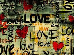 Trendy Love Art HD Widescreen Desktop Wallpaper