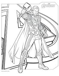 Avengers Coloring Pages Download Avengers Coloring Pages Here