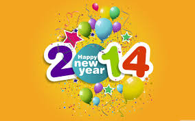 happy new year 2014. Simple New Wide  And Happy New Year 2014 0