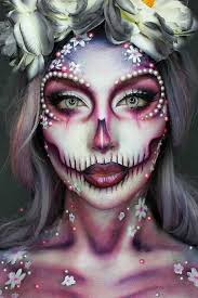 best sugar skull makeup creations to win see more