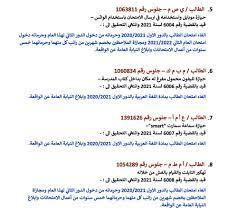 حرمان 5 غشاشين من دخول الإمتحان لمدة عامين – 4R NEWS
