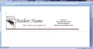 free personal letterhead how to create personal letterhead in word 2010 milviamaglione com