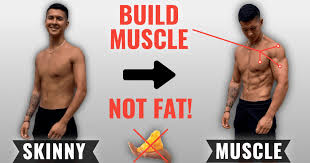 how to bulk up fast without getting fat