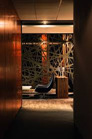 luxury office interior design.  design lounge of expressive office interior in luxury and warmth design on i