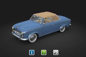 <b>Retro Car</b> Contest, entries   Blend4Web