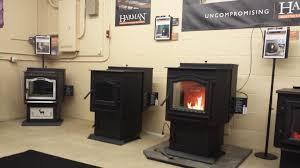 harman stove showroom
