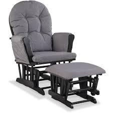 Elegant And Comfort Storkcraft Glider Ottoman: Nursery With Ottoman Also Baby Rocking Chair Furniture: