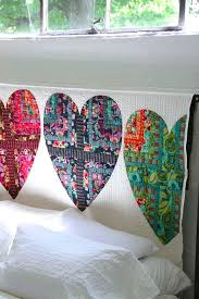 49 best My Bright Heart Fabrics images on Pinterest | Amy butler ... & Amy Butler's Bright Heart Cotton Quilt - FREE quilt pattern available ... Adamdwight.com
