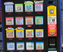 Lottery Ticket Vending Machine Custom New Lottery Machines Could Offer Chance At Funding For Kansas Mental