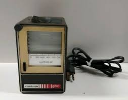 Details About Guaranteed Good Rustrak Gulton 120v Dc Amp Meter Chart Recorder 2155aw