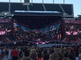 One Direction Lincoln Financial Field Seating Chart Lincoln Financial Field Section F15 Home Of Philadelphia