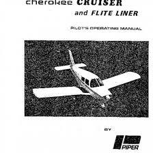 Cherokee 140 Performance Charts Piper Aztec C Poh Klzz5105wqlg