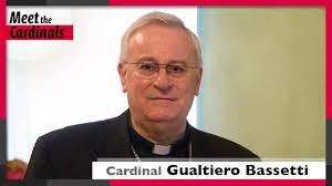 Risultati immagini per cardinal Bassetti