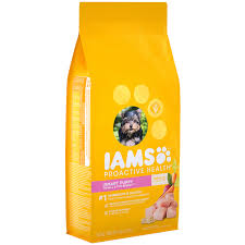 Iams Puppy Food Chart Iams Proactive Health Smart Puppy Small And Toy Breed Dry
