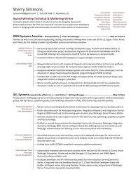 Inspirational Technical Writer Resume Sample Resume Templates Interesting Best Technical Writer Resume