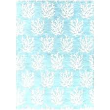 beach themed runner rugs beach inspired area rugs hand tufted bay blue wool rug cottage style