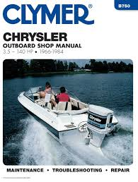 clymer marine outboard engine online service and repair manuals chrysler marine outboard engine 1966 1984 service repair manual