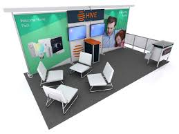 office furniture trade shows. VK-2068 Trade Show Display -- Image 1 Office Furniture Shows M