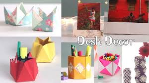 6 easy diy desk decor organization ideas back to school