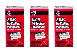 cleaning with trisodium phosp tsp cleaner