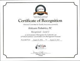 Contribution And Service Award Certificate Recognition