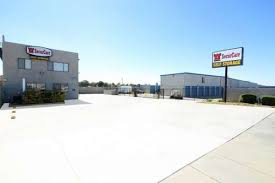 storage facility front view in palmdale ca