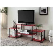 entertainment center with shelves. Multiple Shelves Mainstays No Tools Storage Entertainment Center For TVs Up To And With