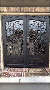 wrought iron front doors dallas tx comfy to iron doors garage door services 8030 remmet