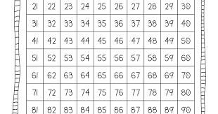 120 Chart Pdf 120 Chart Chart Early Math