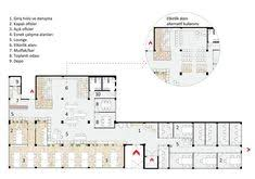 nefa architects leo burnett. Habita Coworking Offices \u2013 Istanbul Nefa Architects Leo Burnett