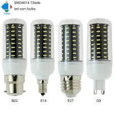 5x Lampada E27 Led Bulb B22 E12 E14 G9 Corn Bulbs Lamp