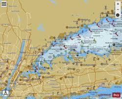 Long Island Sound Western Part Marine Chart Us12363_p2214