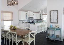 Coastal Kitchen  Island Blue Beach Cottages And KitchensCoastal Kitchen Ideas Pinterest