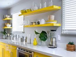 Kitchen No Wall Cabinets Open Shelves Deniz Home Inspiring Interior Design Solutions