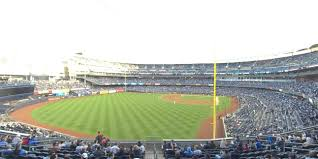 Yankee Stadium Section 233a New York Yankees