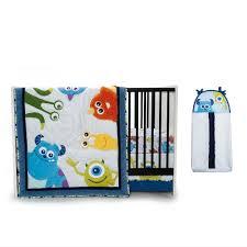 disney monsters inc baby bedding