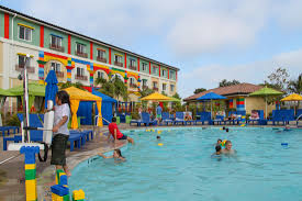 review of legoland hotel in california san go hotels