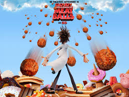 Image result for pics of cloudy with a chance of meatballs