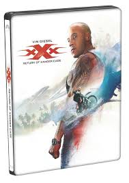 Buy XXX The Return of Xander Cage DVD 4K UHD Blu ray Steelbook.
