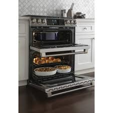 R Ft SlideIn Double Oven Gas Range With Lower Convection