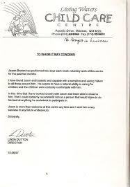 Childcare Resume Child Care Resume Template Australia Krida 30