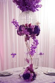 purple wedding centerpieces diy purple wedding centerpiece idea