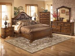 Ashley Furniture King Size Bedroom Sets Phenomenal Sleigh Bed
