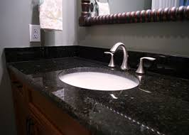 indiana bath granite countertop